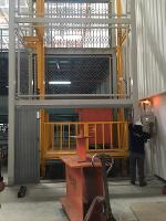 HYDRAULIC  2 COLUMN LIFT TABLE