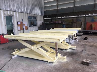 HYDRAULIC LIFT TABLE (SUPER LOW) XXL05/09250702 SERIES
